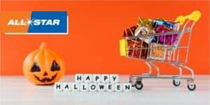 envíos en halloween
