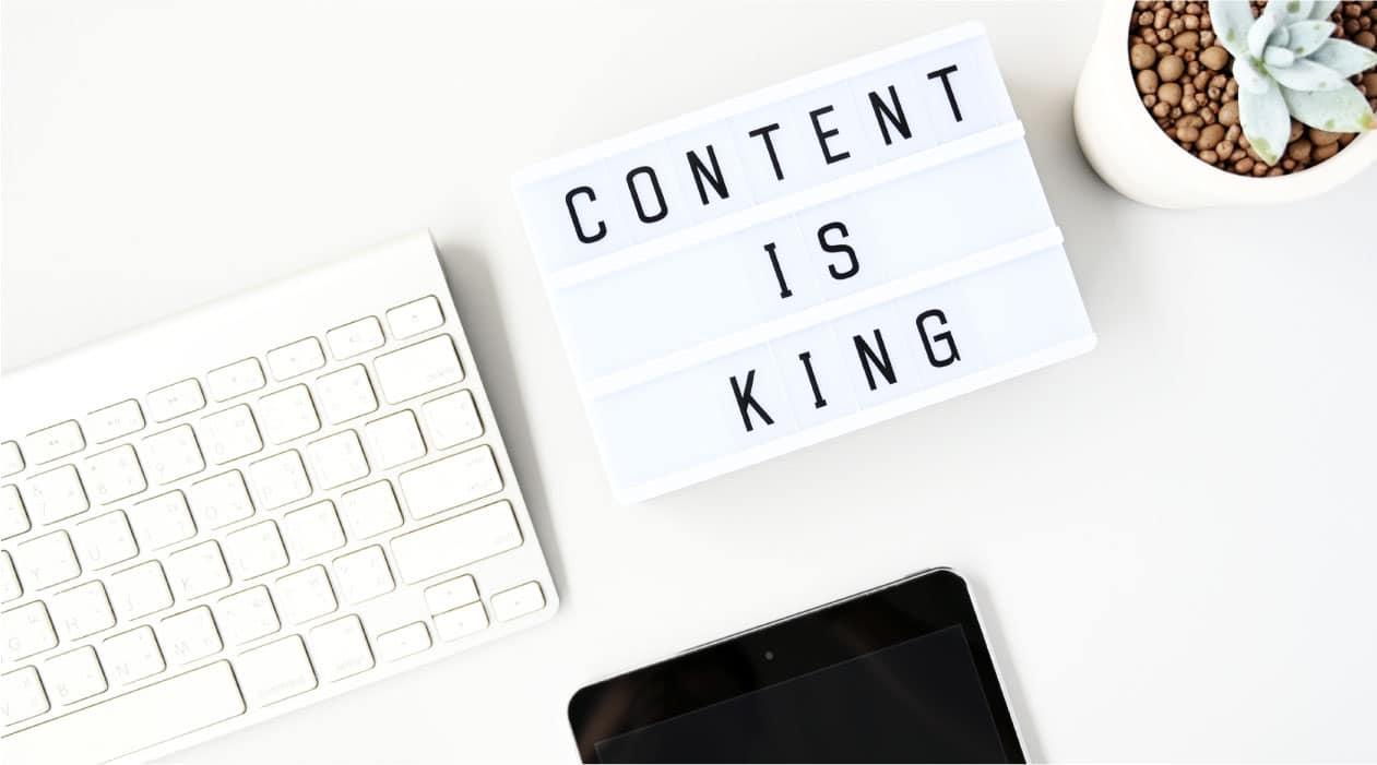 blog de contenido