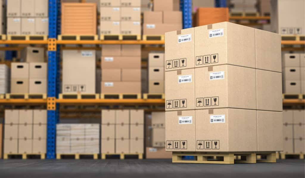envío de carga consolidado