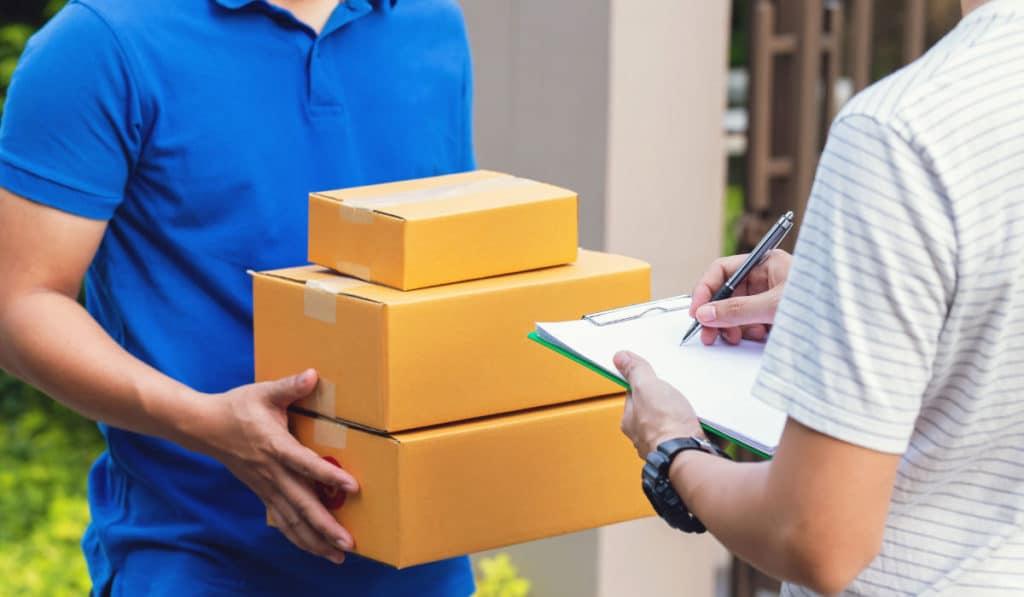envios de paquetes