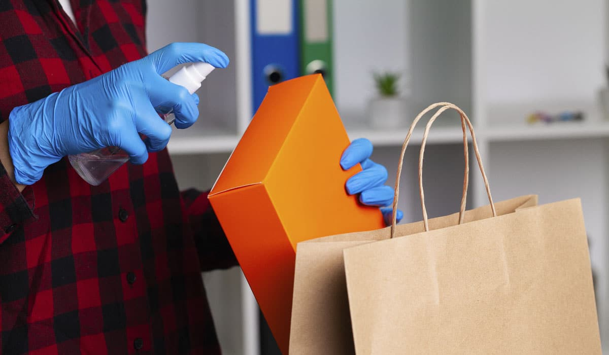 desinfeccion paquete