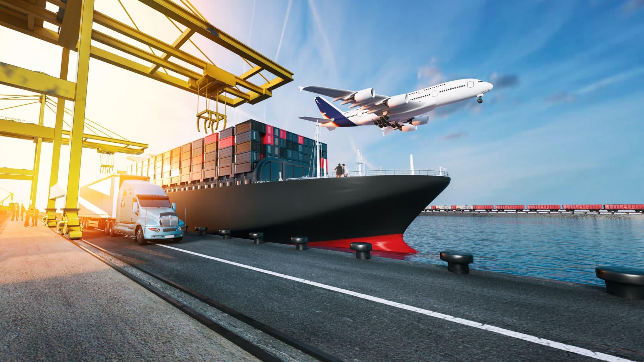 Soluciones de envío y transporte de carga de calidad | All Star Service Corp