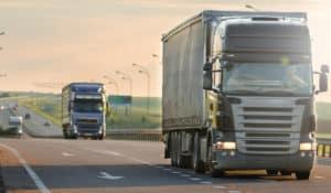 transporte de carga refrigerada